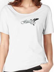 """Official """"The Falconlady"""" swag! Women's Relaxed Fit T-Shirt"""
