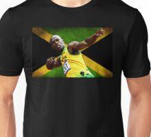 World's Fastest Man Unisex T-Shirt