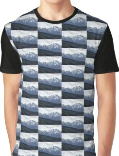 Majestic Mount Angeles  Graphic T-Shirt