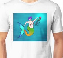 Body Positive Mermaid Unisex T-Shirt