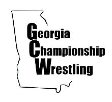 Georgia Championship Wrestling  Photographic Print