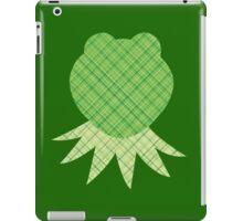 Scrapbook Kermit iPad Case/Skin