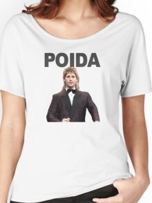 Poida Women's Relaxed Fit T-Shirt