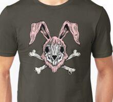 Bunny Skull Unisex T-Shirt