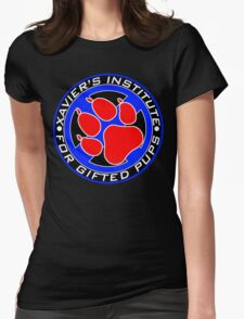X-Pups (Pride Variant) Womens Fitted T-Shirt