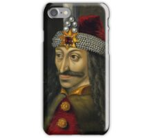 Vlad the Impaler Portrait iPhone Case/Skin