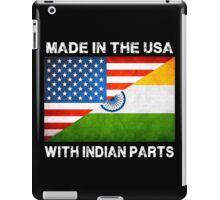 Funny Shirt for Indians iPad Case/Skin