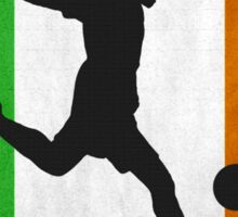 Irish Soccer Sticker