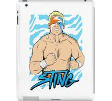 WWE Retro Sting iPad Case/Skin