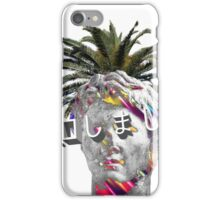 Evaporated Beauty iPhone Case/Skin