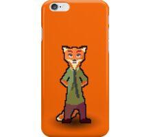 Nick Wilde: Zootopia Fox iPhone Case/Skin