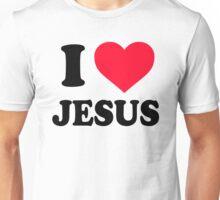 I love Jesus Unisex T-Shirt
