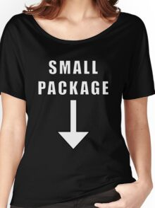 Small Package Women's Relaxed Fit T-Shirt