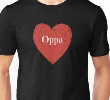 Oppa Heart Unisex T-Shirt