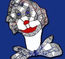 Clown Portrait by CarolM