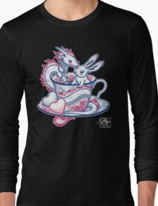 The Dragon and the Rabbit Long Sleeve T-Shirt