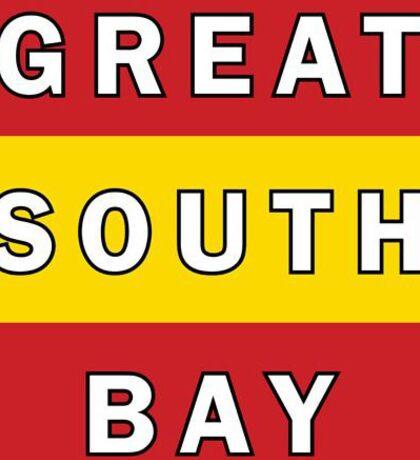 great south bay Sticker