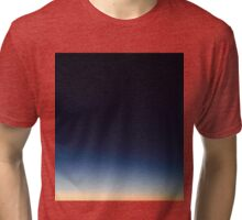 Afternoon Sky Tri-blend T-Shirt