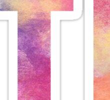 FTK Tie-dye Sticker