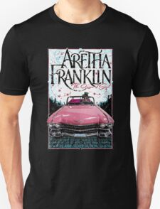 Aretha Franklin. The Queen of Soul Unisex T-Shirt