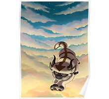 Appa the Sky Bison Poster