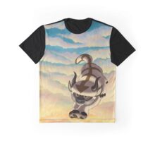 Appa the Sky Bison Graphic T-Shirt