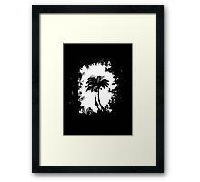 Treeferns Framed Print