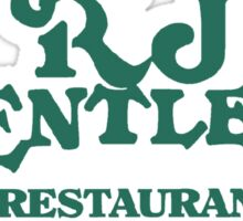 RJ Bentley's Restaurant Sticker