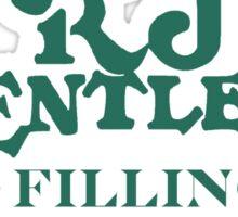 RJ Bentley's Filling Station Sticker