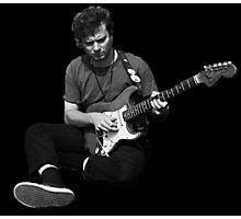 Mac DeMarco Playing Guitar Photographic Print
