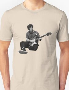 Mac DeMarco Playing Guitar Unisex T-Shirt