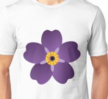 Armenian-Forget Me Not Flower  Unisex T-Shirt