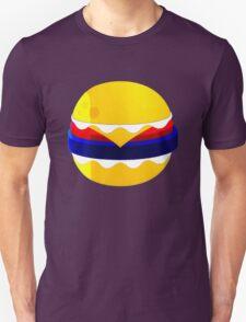 Burger!  Unisex T-Shirt
