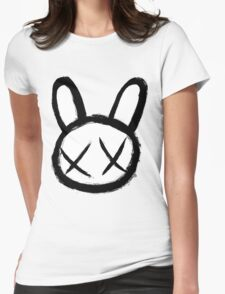 Dead Bunny Womens Fitted T-Shirt