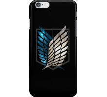 Survey Corps - Galaxy iPhone Case/Skin