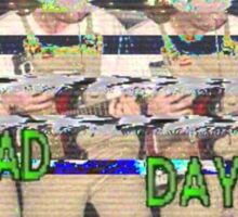 Salad Days Glitch Sticker