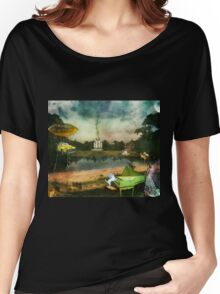 To Wish Impossible Things (art, poetry & music) Women's Relaxed Fit T-Shirt