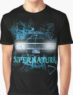 Supernatural Shatter uninverse Graphic T-Shirt