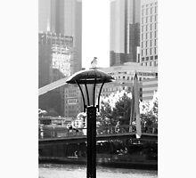 Birds eye view of the city Unisex T-Shirt
