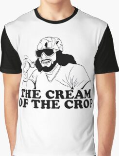 The Cream of the Crop Graphic T-Shirt
