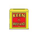 As Keen As Mustard by Simon Greening