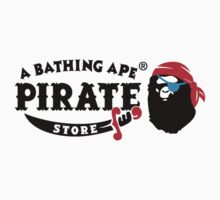 London Pirate Store One Piece - Long Sleeve