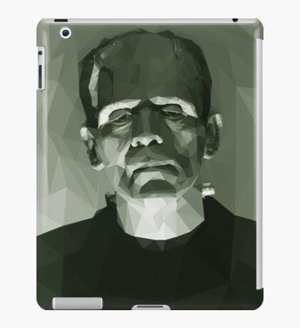 Frankenstein in Low-Poly iPad Case/Skin
