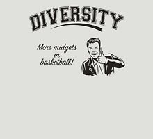 Diversity - Midgets in Basketball Unisex T-Shirt