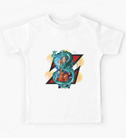 DBZ - A hero Kids Tee