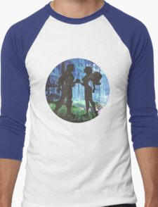 Colors of the Wind Men's Baseball ¾ T-Shirt