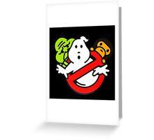 Bape Milo A Beating Ape X Ghostbuster Greeting Card