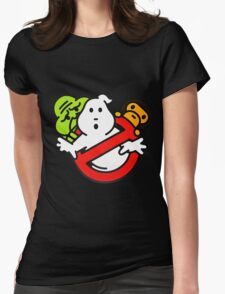Bape Milo A Beating Ape X Ghostbuster Womens Fitted T-Shirt