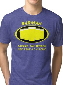 Barman Tri-blend T-Shirt