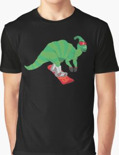 Snowboardosaur Graphic T-Shirt
